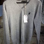 Week One Must Have – All Saints Prime Merino Wool V-Neck - Thumbnail Image