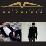 Antony Price and Topman collaborate with the collection, 'Priceless'