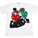 Moses Likes…Comme des Garcons PLAY Xmas Limited Edition t-shirt - Thumbnail Image