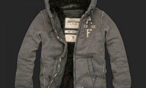 The World's Warmest Hoodie – By Abercrombie & Fitch - Thumbnail Image