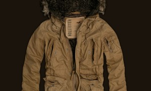 Hollister Imperial Beach Coat with Hood - Thumbnail Image