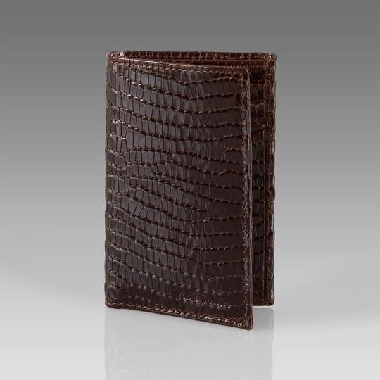 Paul Smith Mock Croc Wallet - Front