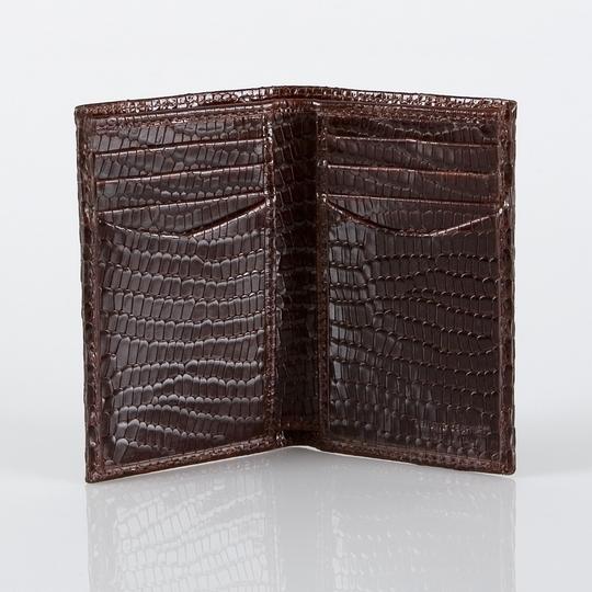 Paul Smith Mock Croc Wallet - Inside