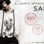 All Saints Sale