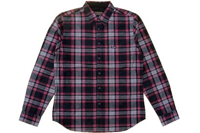 Brixton Cedar Flannel Plaid Shirt