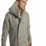 Diesel – Double Breasted Hooded Heavy Knit - Thumbnail Image
