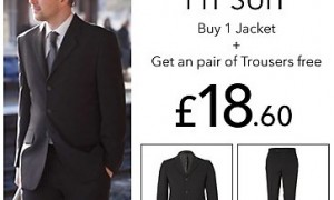How to Buy a Suit for under £20 - Thumbnail Image
