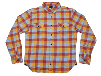 Insight Pervert Plaid Flannel Shirt