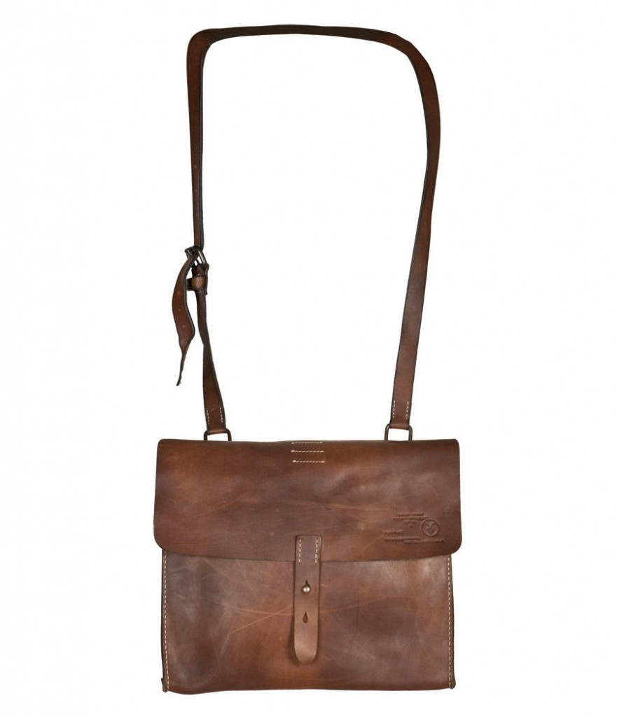 All Saints Stoop Laptop Bag - Front