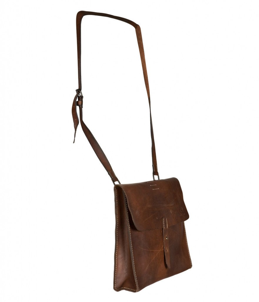 All Saints Stoop Laptop Bag - Side