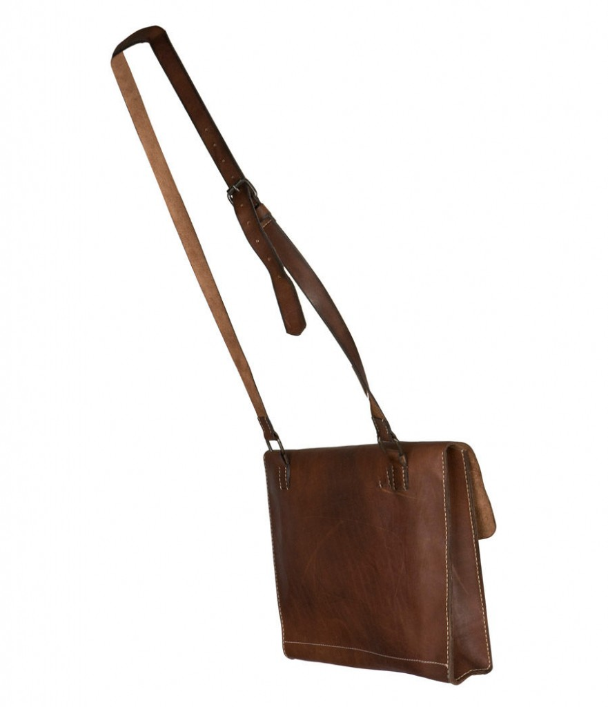 All Saints Stoop Laptop Bag - Back