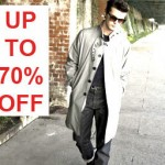 Designer Tribes Menswear Sample Sale - Thumbnail Image