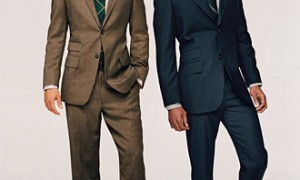 Look Book – Choosing the Right Suit - Thumbnail Image