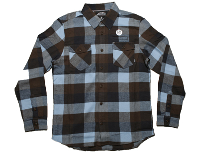 Vans AV Slim Fit Flannel