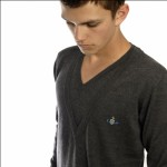 Week Five Must Have – Vivienne Westwood Double V-Neck Knit - Thumbnail Image
