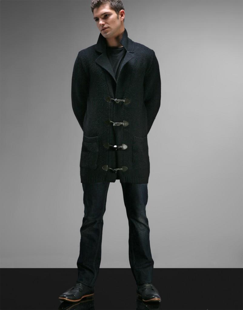 Daniele Alessandrini Duffle Coat - Full length