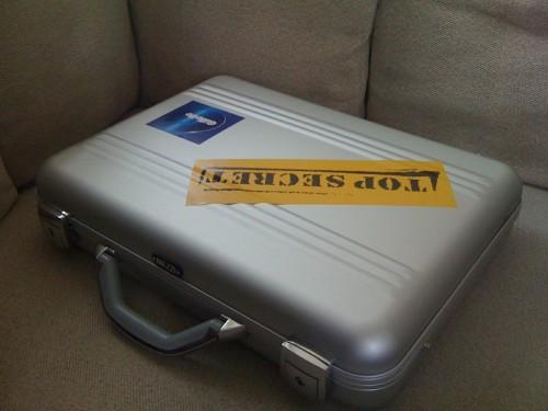 Gillette Briefcase
