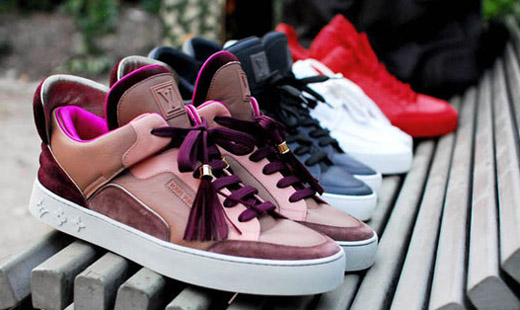 85ab0b7e0f15 Kanye West X Louis Vuitton Sneaker Collaboration