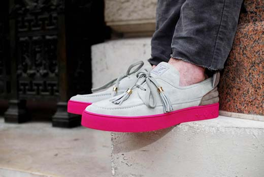 ff6f8f9a7 Kanye West X Louis Vuitton Sneaker Collaboration