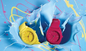 Top 5… Watches with a Splash of Colour - Thumbnail Image