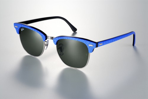 Rayban Clubmaster - Blue Frame