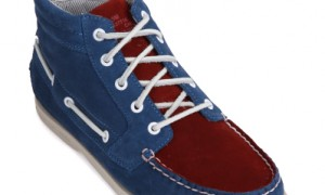 The Boat Shoe Redesigned – Sperry X Band of Outsiders Chukka boot - Thumbnail Image