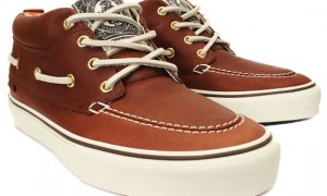 The Boat Shoe Redesigned 2 – Vans Chukka Del Barco LX - Thumbnail Image