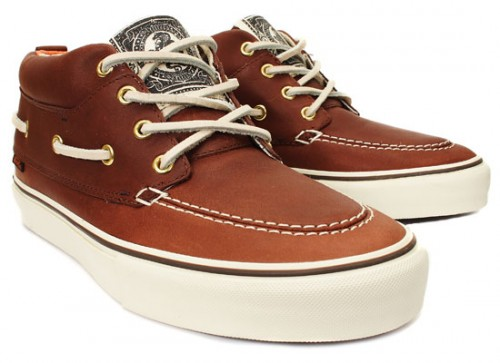 9bfb7be8fe The Boat Shoe Redesigned 2 – Vans Chukka Del Barco LX