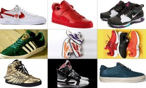 The 25 Coolest Sneaker Designs of 2009 - Thumbnail Image