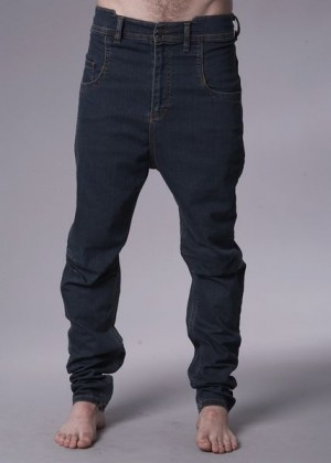 ravishing mad - mav drop crotch jean - £96