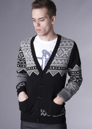 april 77 records | mountain spring cardigan - £179