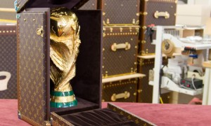 Louis Vuitton 2010 FIFA World Cup Trophy Travel Case - Thumbnail Image