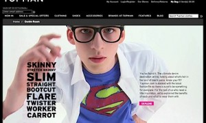 Topman Denim Room - Thumbnail Image