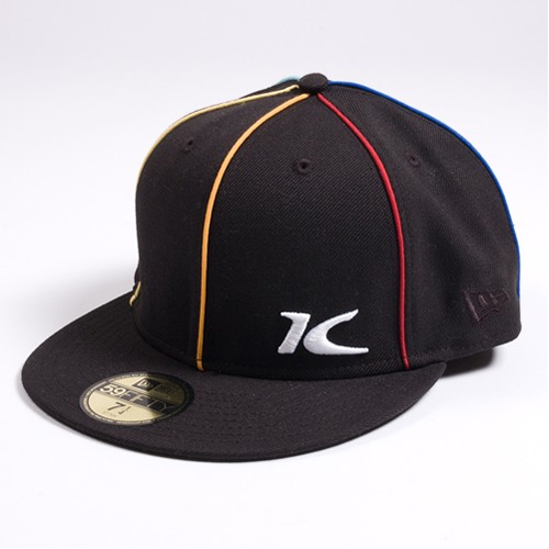 King Apparel Defy Cap Black