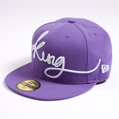 King Apparel Signature Cap Purple