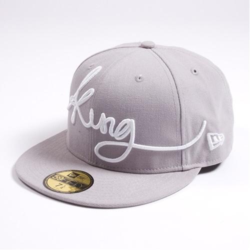 King Apparel Signature Cap Grey