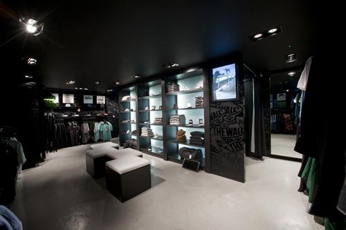 Vans Store Covent Garden