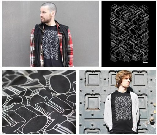 Origin68 XOX - Unknown Pleasures T-Shirts