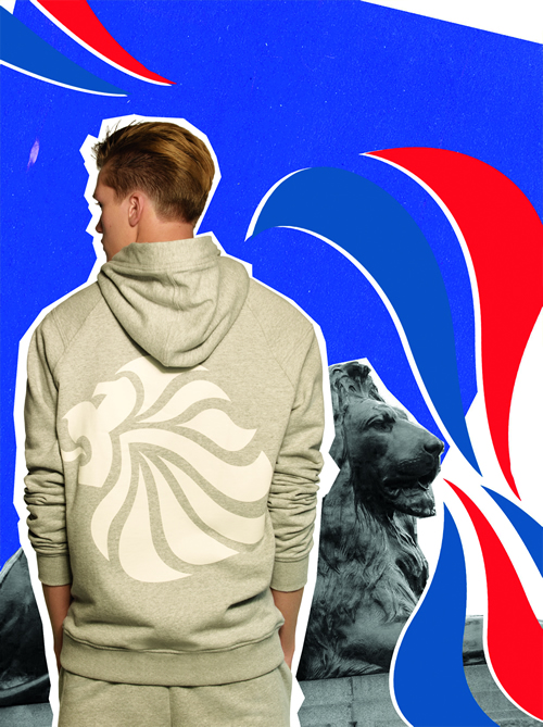 Adidas Team GB Lifestyle Menswear Collection by Stella McCartney