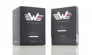 Wingman Male Deodorising Wipes - Thumbnail Image