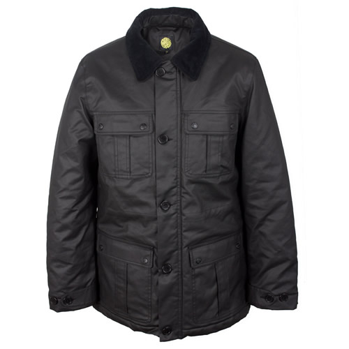 Pretty Green Green Collection Utility Jacket