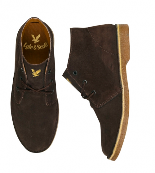 Lyle & Scott Christmas Collection - Desert Boots