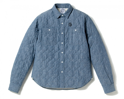 Quilted Cover Shirt