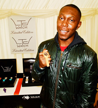 Dizzee Rascal LTD Watch