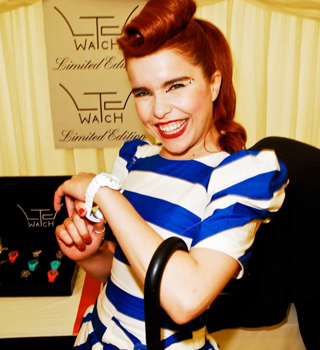 Paloma Faith LTD Watch