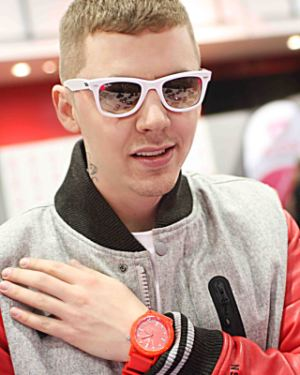 Professor Green LTD Watch