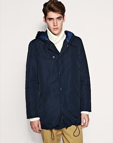 Reiss Montrove Hooded Sports Jacket