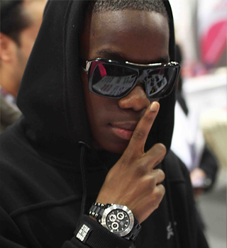 Tinchy Stryder LTD Watch