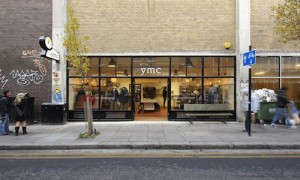 YMC New Spitalfields Store next to Brick Lane Market - Thumbnail Image