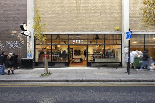 YMC London Spitalfields